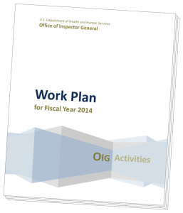 OIG Work Plan